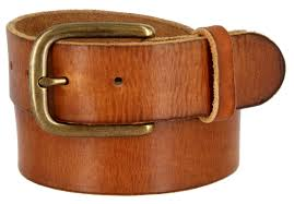 men u0027s full grain leather casual jean belt 1 1 2