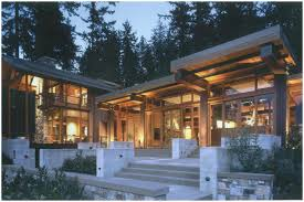 Northwest Home Design by Pacific Northwest Home Built From Shipwreck Lumber