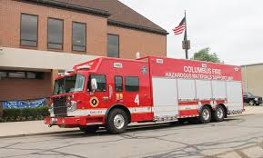 100 Hazmat Truck Ohio Newspapers Receive Threatening Letters Containing Unknown