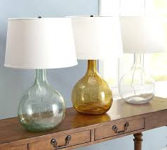Fillable Glass Lamp Base Uk by Table Lamp Glass Table Lamps Uk Colored Lamp Base Australia