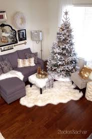 Living RoomBest 25 Apartment Christmas Decorations Ideas On Pinterest With Regard To Decoration