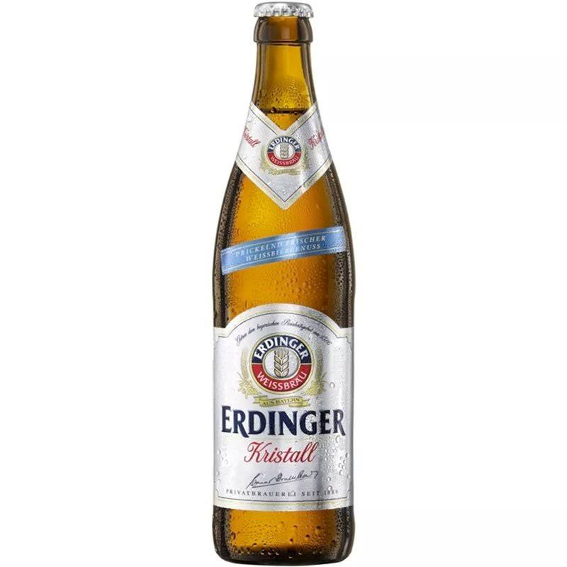 Erdinger Kristall Wheat Beer - 50cl