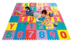 Alphabet play mat BabyGaga