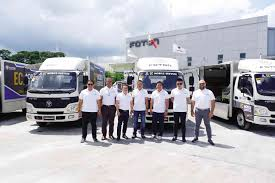 Foton Introduces An Industry-first EC Mobile Service Truck Program