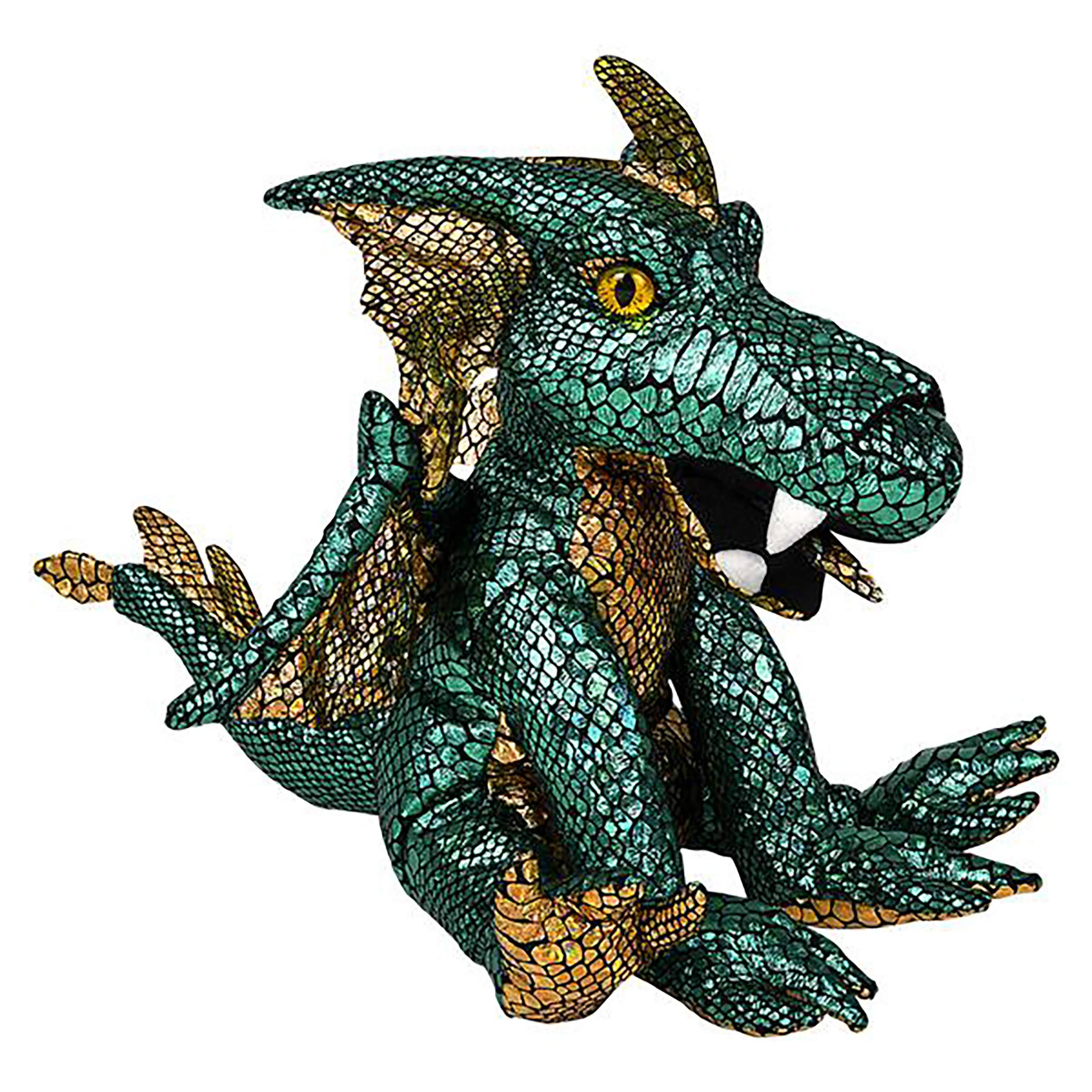 Adventure Planet Foil Green Dragon, 12""
