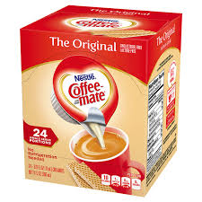 Nestle Coffeemate Liquid Coffee Creamer 9 Oz 24 Ct