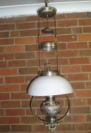 Hanging Oil Lamps Ebay by Millerhanginglamps Edward Miller U0026 Company Of Meriden