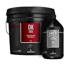 100 Solids Epoxy Garage Floor Coating Canada by Premium Clear Floor Epoxy 100 Solids Low Viscosity Dk500 Surecrete