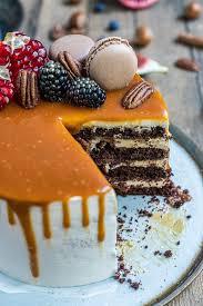 edles prachtstück schoko vanille torte mit