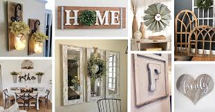 45 Best Farmhouse Wall Decor Ideas And Designs For 2018