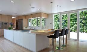 cuisine avec grand ilot central ilot central design caisson cuisine ikea occasion fresh prix