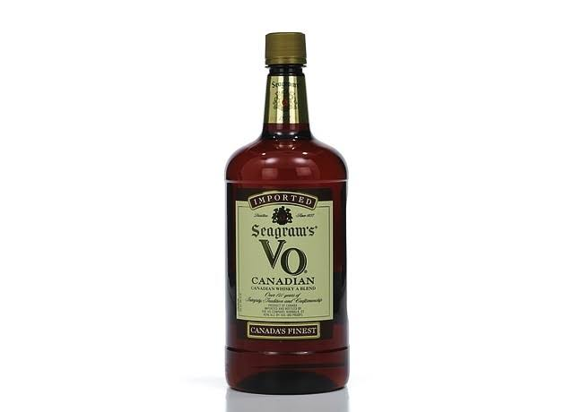 Seagram Vo Canadian Whiskey - 1.75l