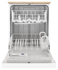 Faucet Adapter For Portable Dishwasher Walmart by Whirlpool 3 Cycle Portable Dishwasher At Menards With Portable