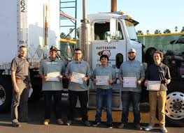 Patterson High School Takes On Truck Driver Shortage - Supply Chain 24/7