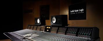 Download Wallpaper 2560x1024 Sound Recording Studio Equipment