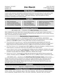 Web Developer Resume Sample | Monster.com Best Web Developer Resume Example Livecareer Good Objective Examples Rumes Templates Great Entry Level With Work Resume For Child Care Student Graduate Guide Sample Plus 10 Skills For Summary Ckumca Which Rsum Format Is When Chaing Careers Impact Cover Letter Template Free What Makes Farmer Unforgettable Receptionist To Stand Out How Write A Statement