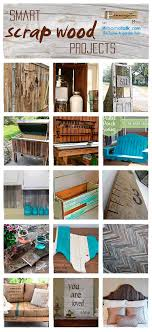 Lots Of Great Project Ideas Using Old Wood