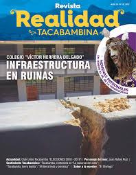 Diogenes Lampara Hombre Honrado by Revista Realidad Tacabambina By Realidad Tacabambina Issuu