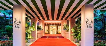 100 Holmby Hills La The Beverly Hotel Guide Dorchester Collection
