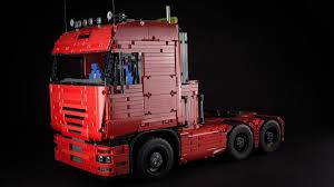 100 Tractor Truck Lego Technic YouTube