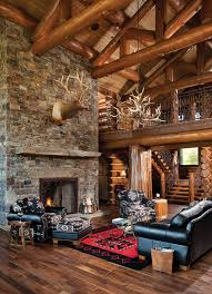 How To Design Stone Fireplace Mantels Fit Your Style Rustic Living Room With