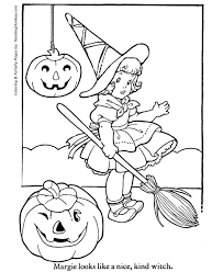 Free Printable Halloween Witch