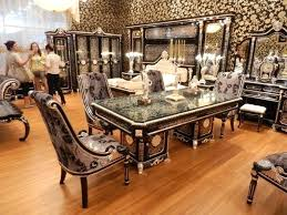 Elegant Luxury Dining Table And Chairs Appealing Style Room Sets Designer Tables Uk