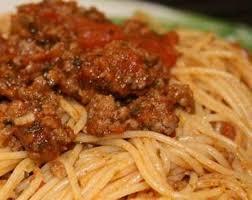 sauce bolognaise maison recette de sauce bolognaise maison par