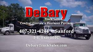 Debary Truck Sales Commercial Español - YouTube Debary Trucks Used Truck Dealer Miami Orlando Florida Panama 2011 Intertional 4300 Sanford Fl 50070782 2009 7500 50070735 Durastar 50070793