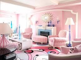 girly tapeten für schlafzimmer dekoration rosa zimmer möbel