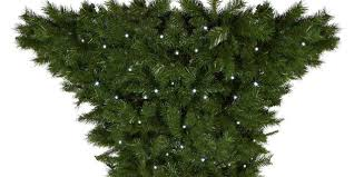 7 Ft Pre Lit Christmas Tree Argos by The Upside Down Christmas Tree Is U0027the Most Cutting Edge Trend