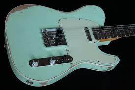 Fender Custom 1963 Telecaster Heavy Relic