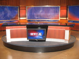 News 4s New Anchor Desk