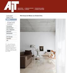 100 Residential Interior Design Magazine STUDIO OINK AT AIT STUDIO OINK