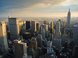 New York Citys Most Iconic Buildings Mapped