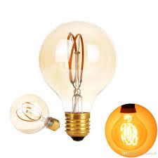 110v 220v g25 g80 globe led bulb vintage edison style soft led