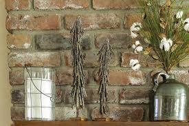 Twig Christmas Tree Easy To Make And Basically Free