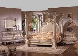 Antique looking bedroom furniture