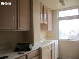 Kitchen Reno Ideas Before This Apartment Rental Get An Easy Love The