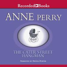 The Cater Street Hangman Audiobook Cover Art