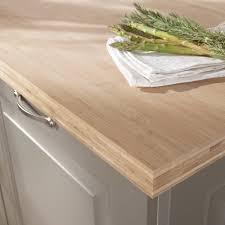 plan de travail en bambou pour cuisine plan de travail bambou brut 180 x 65 cm ép 38 mm kitchens and