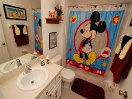Finding Nemo Bathroom Kids Bathroom Accessories Stripes Gray Color