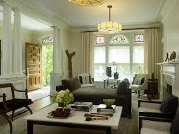 Georgian Colonial Living Room