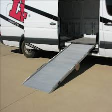 100 Side Step For Trucks Link Mfg BiFold Mount INLAD Truck Van Company