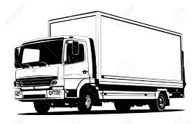 Vector Truck Outline Template Isolated On White. Available Separated ... Simple Outline Trucks Icons Vector Download Free Art Stock Phostock Garbage Truck Icon Illustration Of Truck Outline Icon Kchungtw 120047288 Dump Royalty Image Semi On White Background F150 Crew Cab Aliceme Isometric Idigme Drawing 14 Fire Rcuedeskme Lorry Line Logo Linear