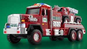 Hess Corporation Unveils Look Of 2015 Toy Truck - WFMZ Hess Toy Fire Truck 2015 And Ladder Rescue On Sale Amazoncom 2013 Tractor Toys Games 2000 Mib Ebay Miniature Hess First In Original Unopened Box New 2010 Mini 18 Wheel 13th The Series Value Of Trucks Books Price Guides 1999 And Space Shuttle With Sallite 1980 Traing Van 1982 2011 Flat Bed Race Car Lights Sounds Toys Values Descriptions 2017 Dump Loader