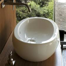 vasque à poser ou encastrable céramique cocktail espace aubade