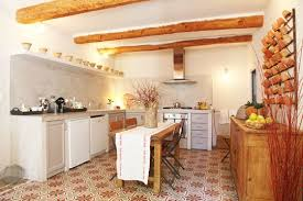 French Antique Kitchen Floor