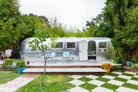 100 Antique Airstream Camping Is The Biggest Millennial Summer Travel Trend For