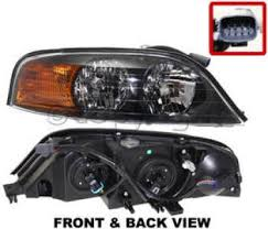 lincoln ls parts 2002 lincoln ls headlight assembly clear